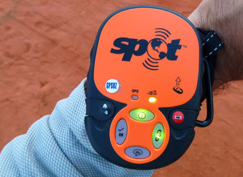 Spot 2 Satellite GPS messenger
