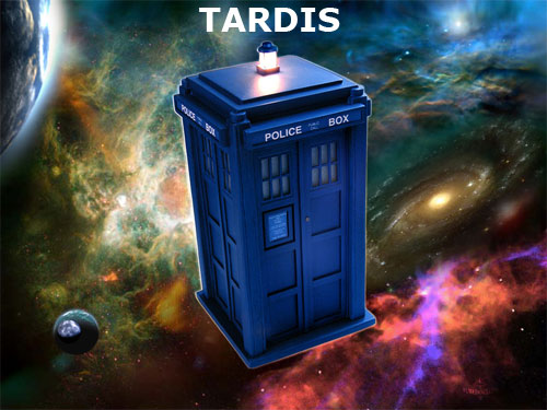 TARDIS Doctor Who