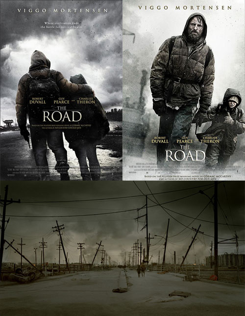 The Road (Movie Review) based on book by Cormac McCarthy