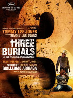the three burials of melquiades estrada poster