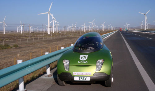 Trev Electric Car