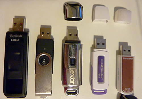 Buyers Guide: USB Flash Thumb Drives Are Not All The Same