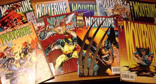XMEN Wolverine